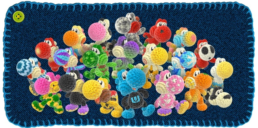 Yoshi's Woolly World Trailer Showcases New Power Badges And Amiibo Support
