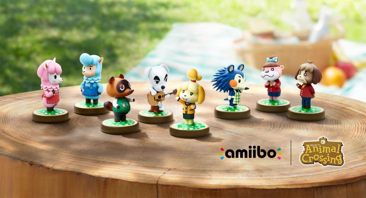 Reggie Says Nintendo Loves Amiibo, But Video Games ComeFirst
