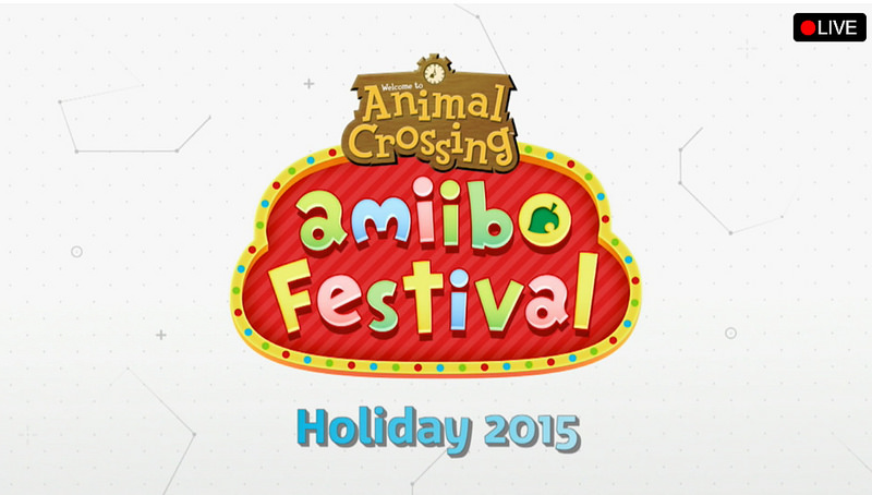 Animal Crossing Amiibo Festival Is Apparently A Free Download