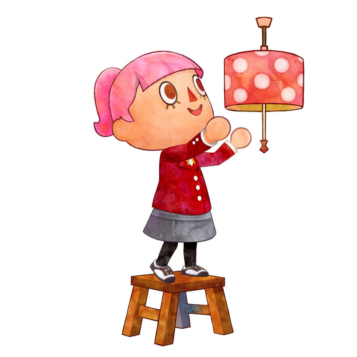 Looks Like You Ll Be Able To Change Skin Tone In Animal Crossing Happy Home Designer My