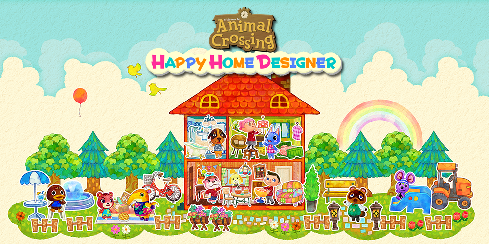 Animal Crossing: Happy Home Designer Features In-game MiiverseSharing