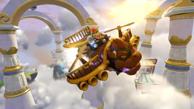 Skylanders SuperChargers Nintendo Guest StarsVideo
