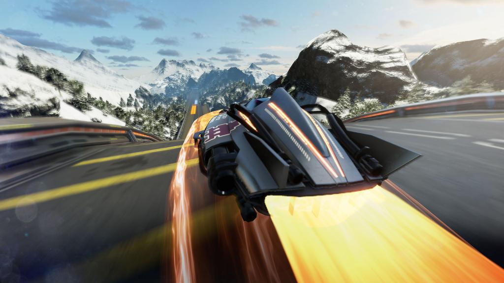 Here's Some New FAST Racing NEO Footage