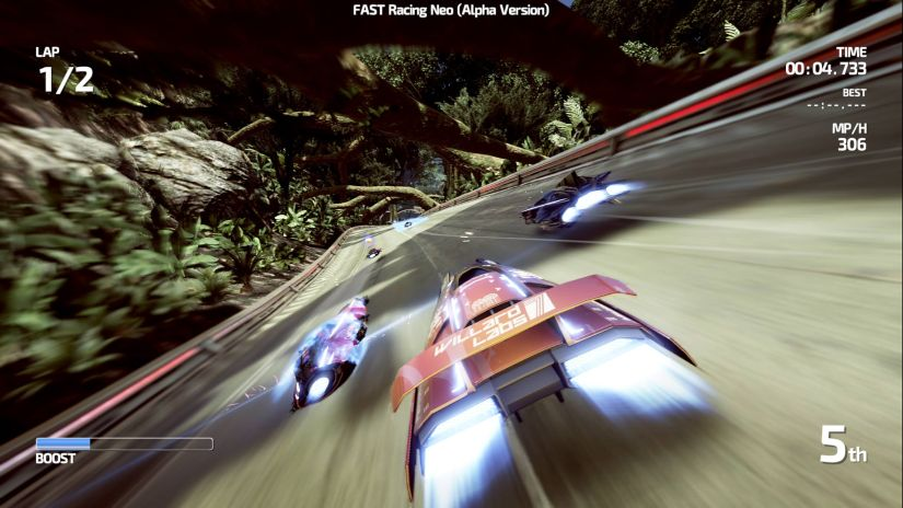 Here's Some More FAST Racing NEO Action Along With Details