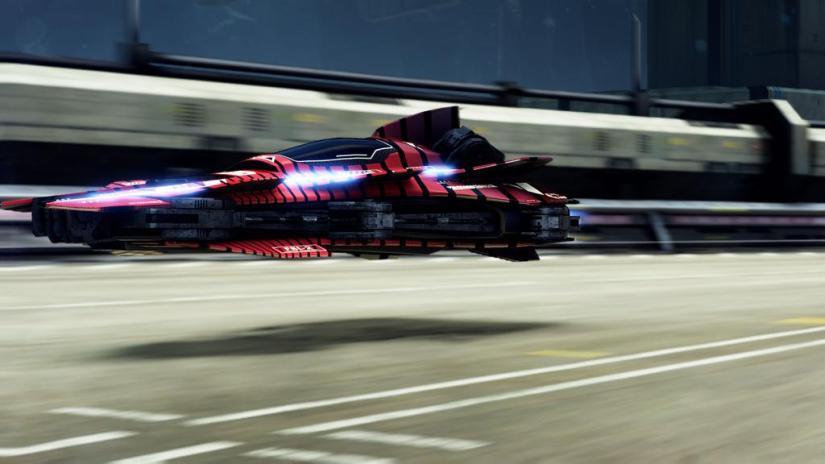 Here's Eighteen Minutes Of High Speed Racing In FAST RacingNEO