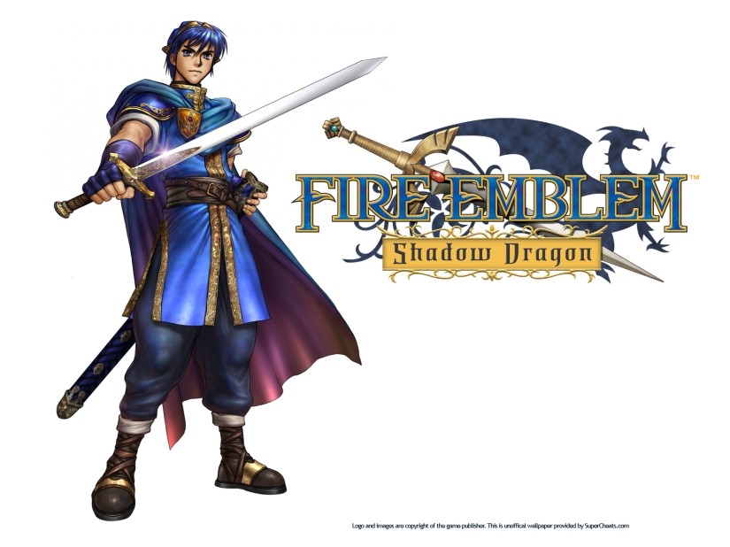 Grab Fire Emblem: Shadow Dragon On Wii U Virtual Console This Thursday