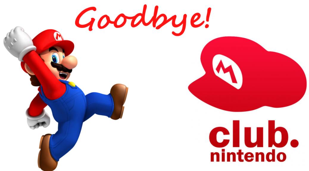Reminder: The European Club Nintendo ClosesTomorrow