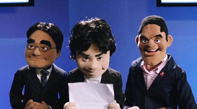 Miyamoto Meets Puppet Miyamoto: TheMovie