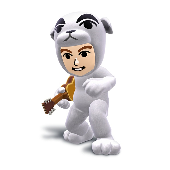 K.K Slider Hat And Outfit Confirmed For Super Smash Bros As DLC