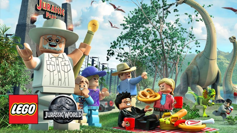 LEGO Jurassic World Heading To European eShop On Nintendo 3DS This Week, But Wii U Owners Will Have ToWait