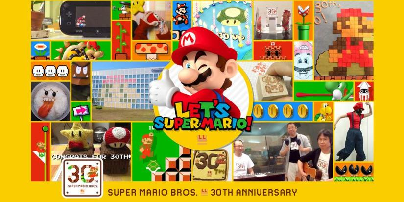 Super Mario 30th Anniversary Live Concert Announced — Japan Exclusive