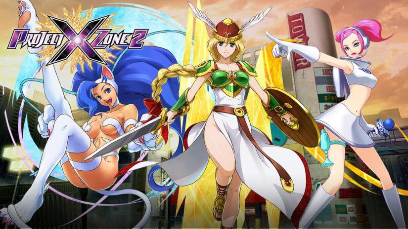 Take A Look At The Project X Zone 2's Trailer