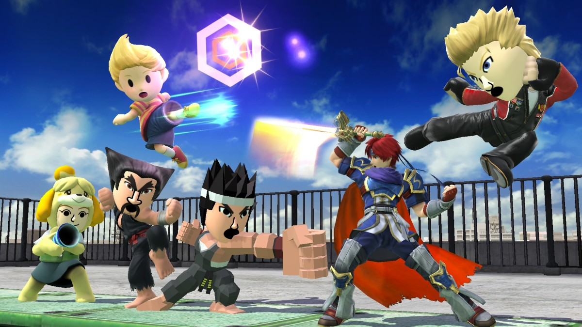 Smash Bros Producer Discusses George Lucas And Fan Criticism
