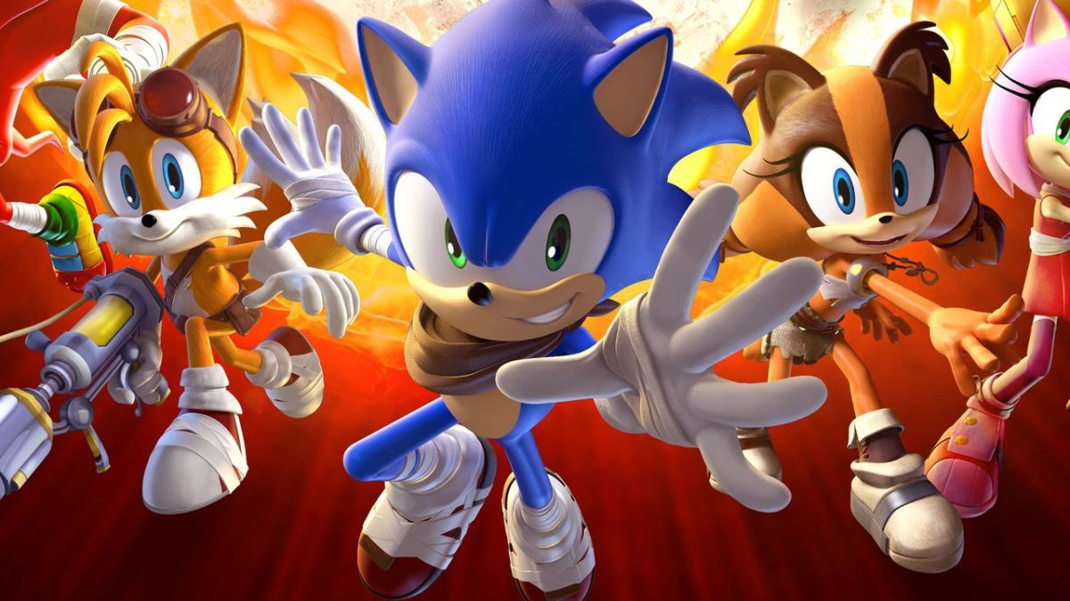 Sonic Boom: Fire & Ice Heading To Europe On September 30th
