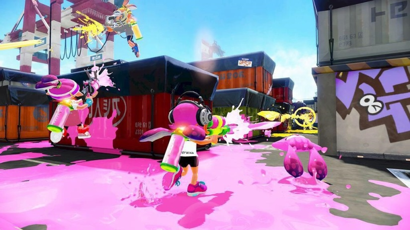 Two New Weapons Heading To Splatoon Tomorrow
