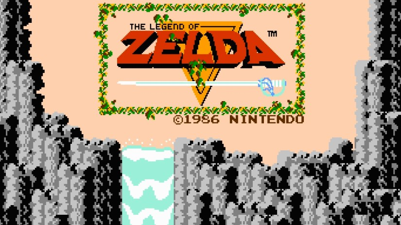 One Of The Games At The Nintendo World Championships Is The Original Legend Of Zelda