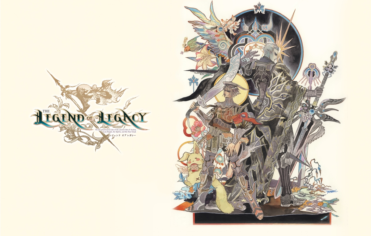 EU: The Legend Of Legacy Demo Now Available On eShop