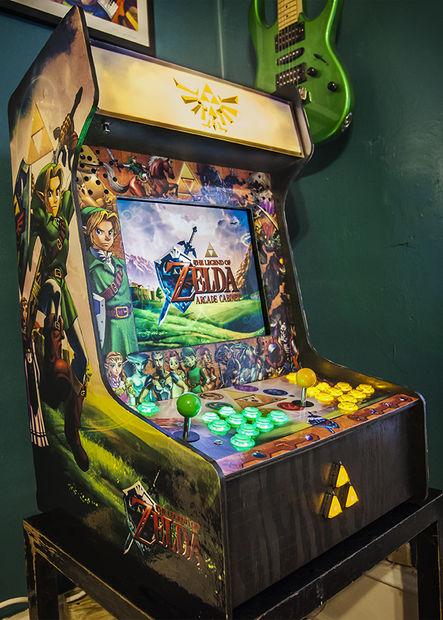 The_Legend_of_Zelda_Ocarina_of_Time_Arcade_Cabinet