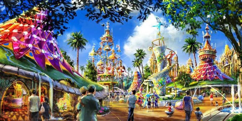 Ubisoft Planning Next-Generation Theme Park InMalaysia