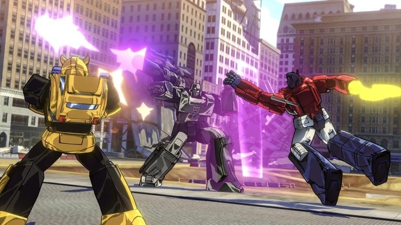 Platinum Games Are The Confirmed Developers For TransformersDevastation