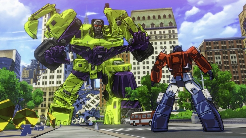 Looks Like Platinum Games Next Title Will Be A Multiplatform TransformersGame