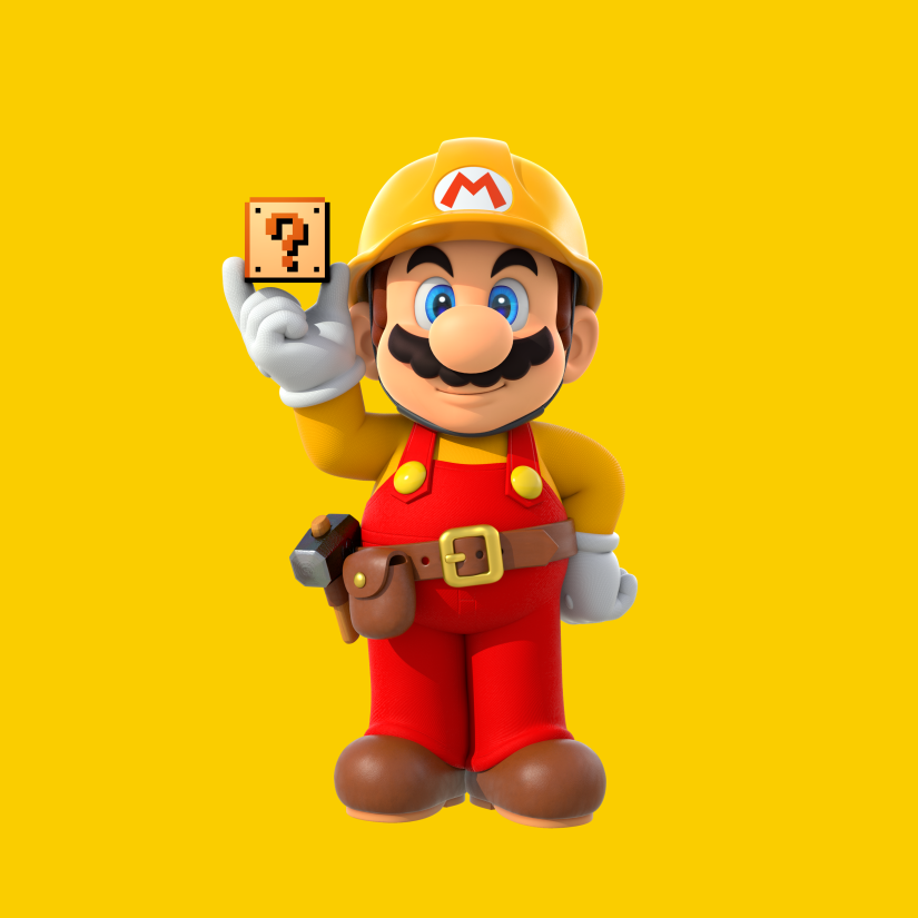 Video: Here's Pretty Much Every Amiibo Costume (So Far) In Super Mario Maker