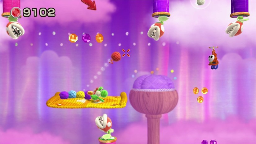 New Yoshi's Woolly World Trailer Shows History Of Yoshi Games