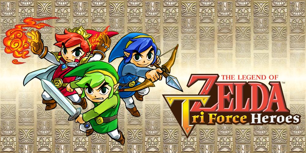 Super Mario Maker And Zelda: Tri Force Heroes Win Awards AtGamescom
