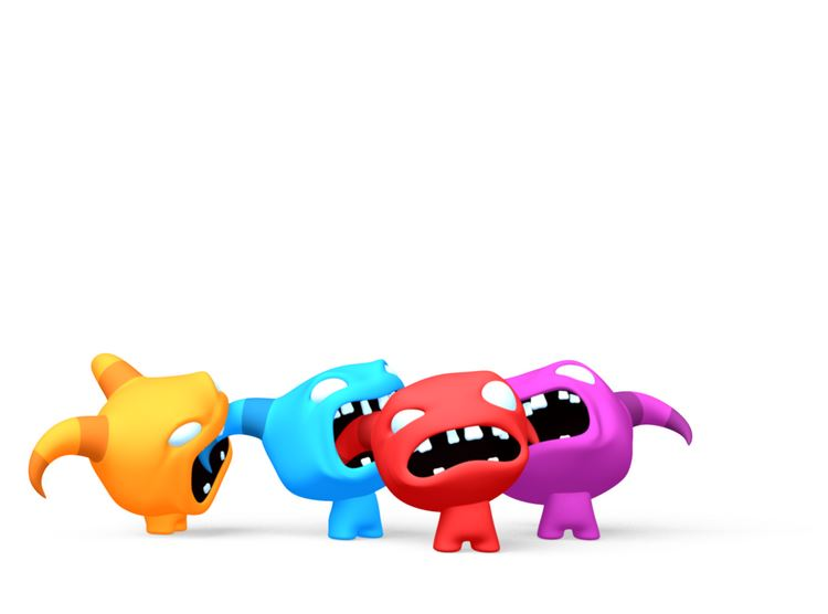 Nine-Player Game Chompy Chomp Chomp Party Announced For Wii U