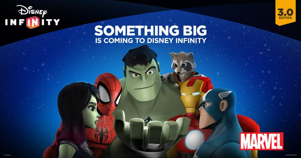 Ant-Man Could Be Coming To Disney Infinity3.0