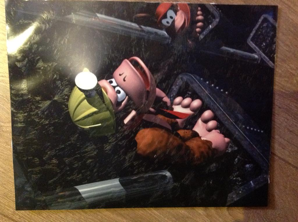 Rare Originally Wanted Donkey Kong To Wear A Helmet With Flashlight For CaveLevels