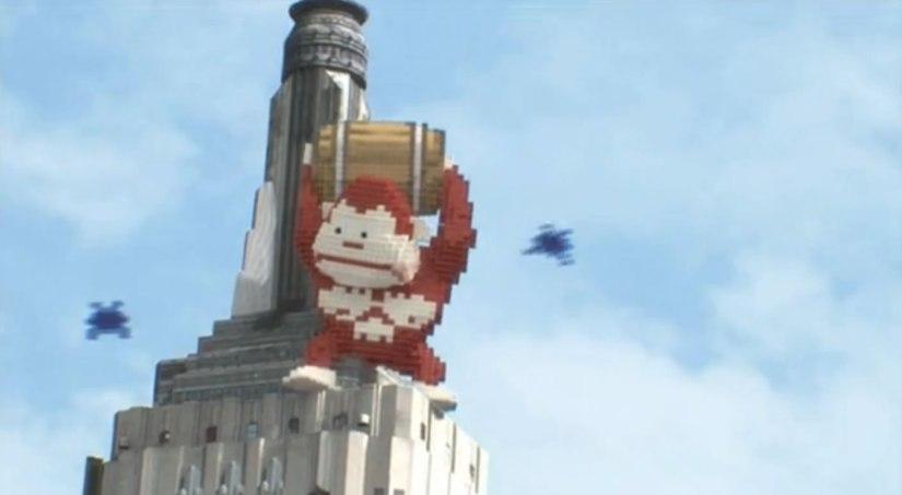 Donkey Kong Nearly Didn't Make It Into PixelsMovie