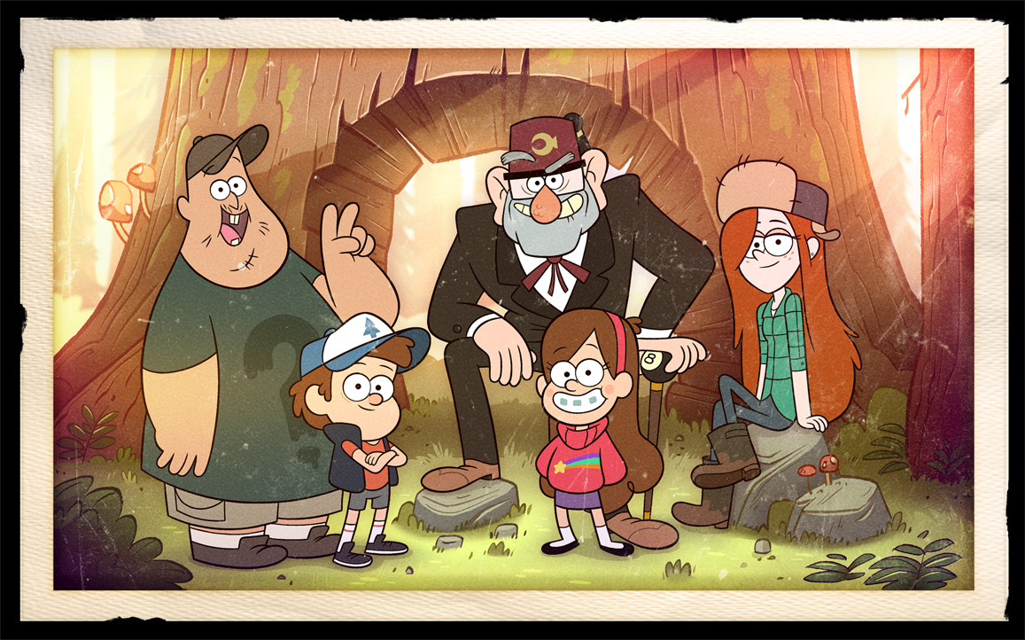 Gravity Falls: Legend Of The Gnome Gemulets Coming To Nintendo 3DS And UsesUbiArt