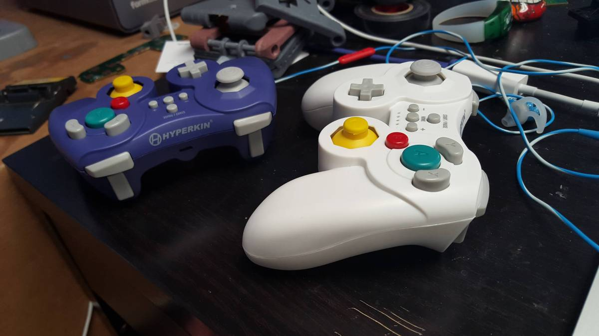 Hyperkin Developing A GameCube Controller Compatible With 130+ Wii U Games