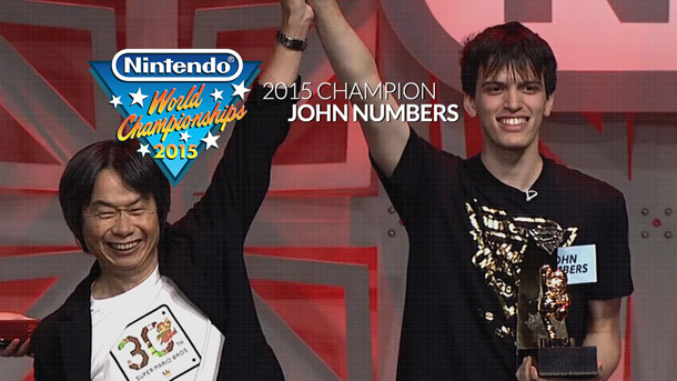 Game Informer Chats With Nintendo World Championships 2015 Winner