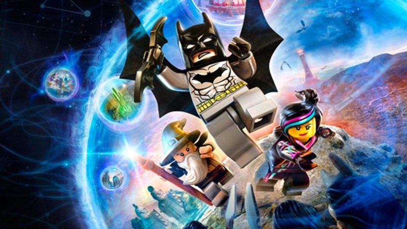 "LEGO Dimensions Story Trailer ""When Worlds Collide"""