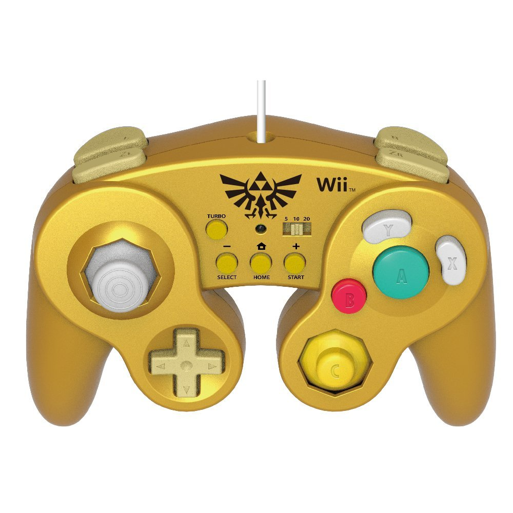 HORI Releasing Link Super Smash Bros Controller In Europe This August And USSeptember