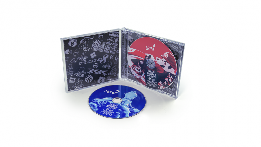 Mario Kart 8 Soundtrack Now On Club Nintendo Europe   My