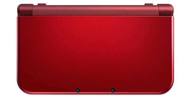Japan Is Getting A Metallic Red New Nintendo 3DS