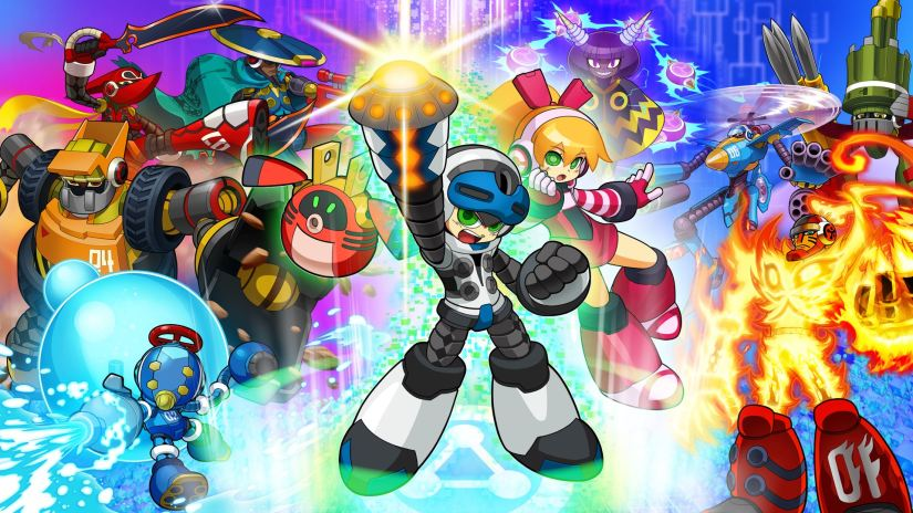 Rumour: Mighty No.9 Physical Release Delayed?