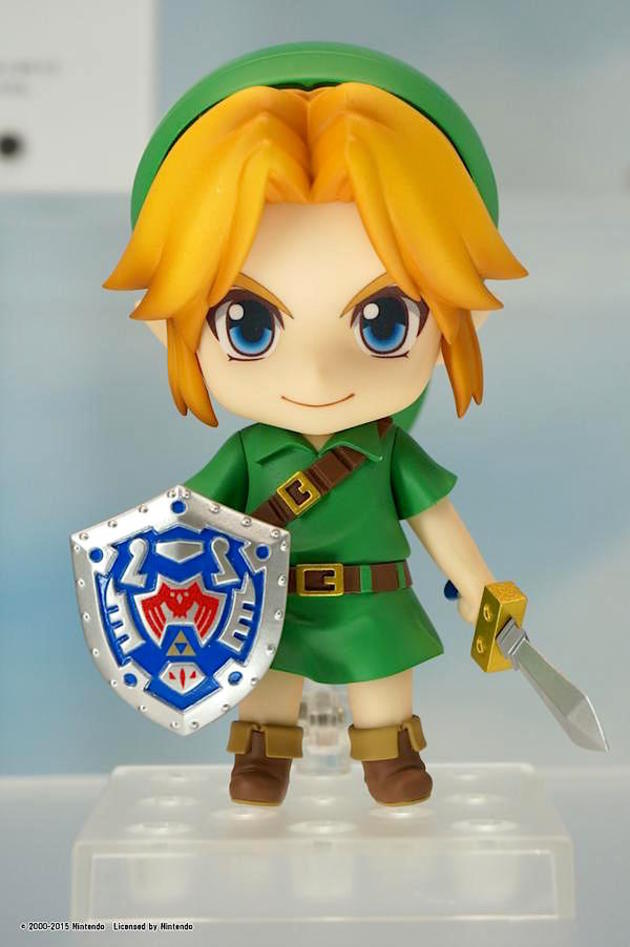 Kid Link Ocarina Of Time