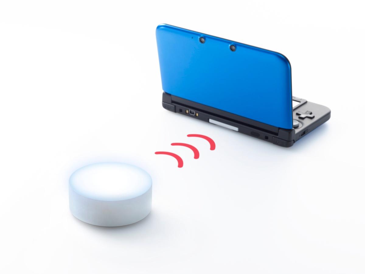 Play Asia Says The Nintendo 3DS NFC Amiibo Reader Is RegionLocked