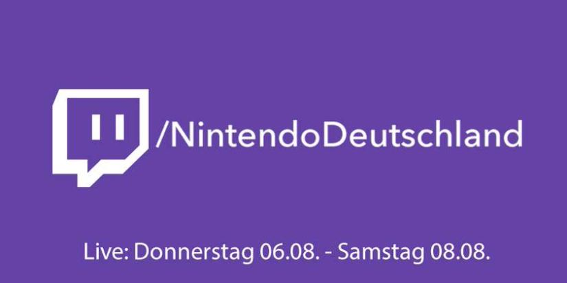 Nintendo Live Streaming On Twitch For Gamescom2015