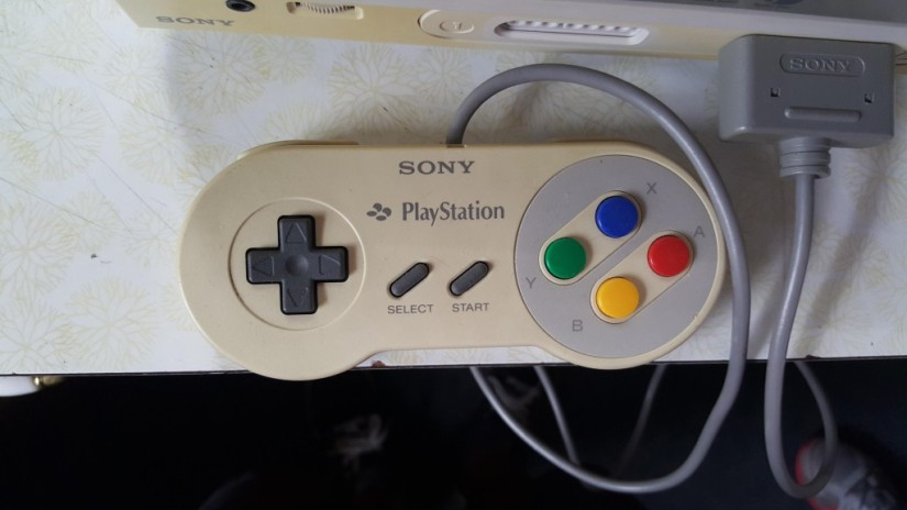 Here's Some Video Footage Of The Nintendo PlayStation Console