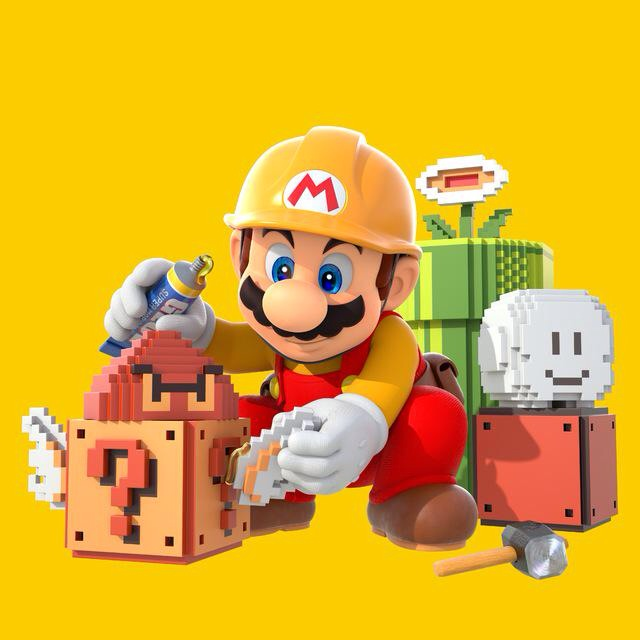 Pre-order Super Mario Maker With GAME And Get A Free Pin Badge Set