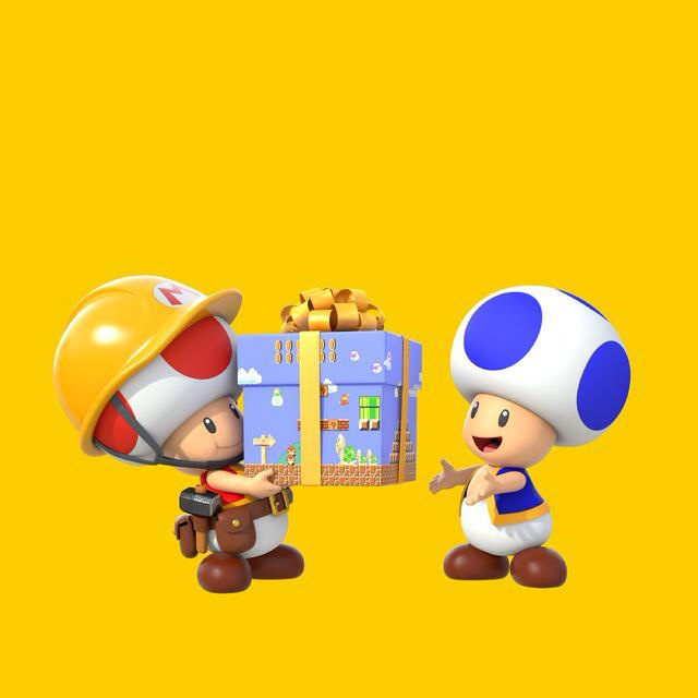 Nintendo UK Gives Fans Chance To Win Super Mario MakerBundle