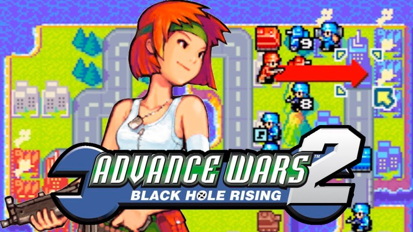 Advance Wars 2: Black Hole Rising Coming To US Wii U Virtual Console Tomorrow
