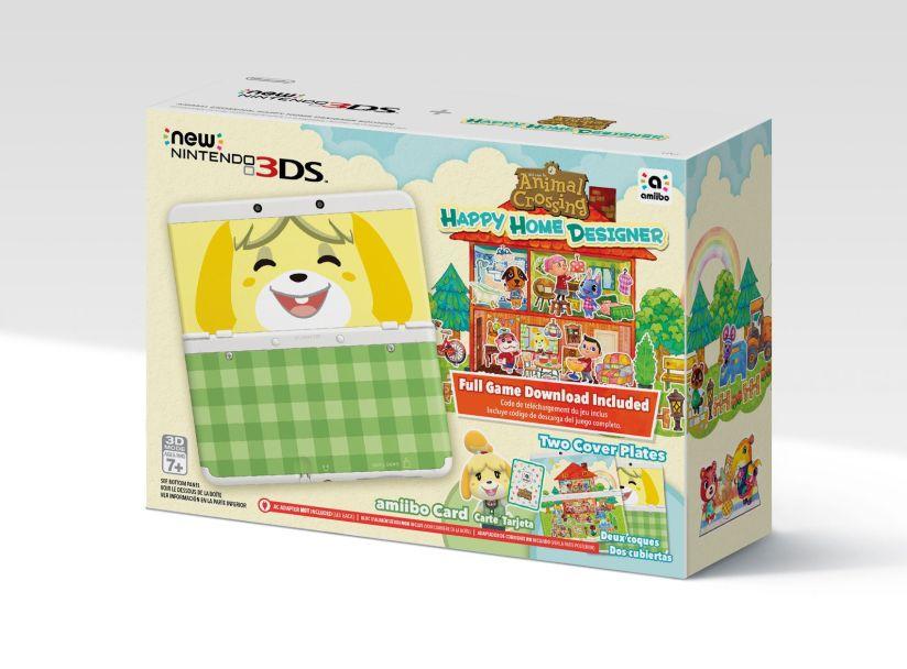 GameStop: New Nintendo 3DS Animal Crossing Happy Home Designer SoldOut