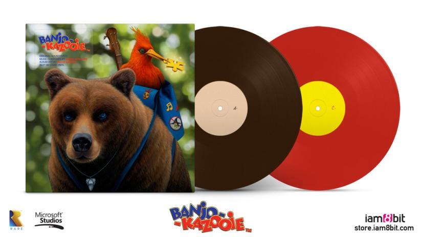 Rare Releasing Vinyl Soundtracks For Their ClassicGames
