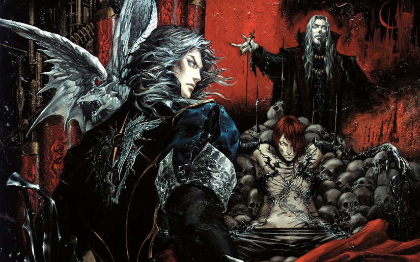 Extremely Violent Castlevania Anime IsComing